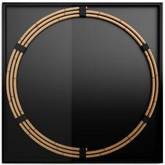 Fragment of a Spiral, Bonachina Edition, Black