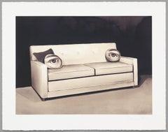 King Size Sleeper (Black Eyes) by Sean Mellyn