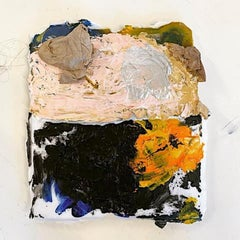 Jeanne Gentry Keck, Accidental Freedom XI, Mixed Media on Canvas, 2021