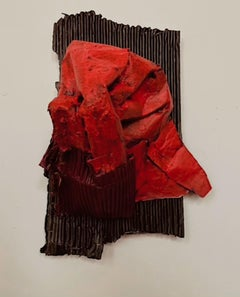 Jeanne Gentry Keck, Amazon and Me XXVII, Wall Sculpture, 2021