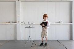 """Chicken Showmanship, Cummington Fair"" - Southern Documentary Photography"