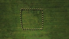 """""""Something And/Or Nothing? - Square"""" - Landscape Photography - Goldsworthy"""