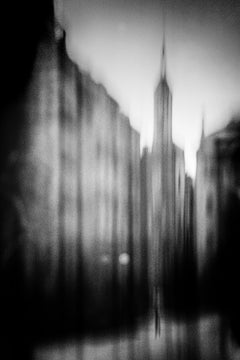 """""""Catalunya 2"""" - Abstract Architectural Photography - Black and White"""