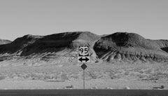 'NV 95' - Black and White Photography - Landscape - Walker Evans