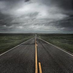 'Westbound SD 16' - Color Photography - Landscape - Walker Evans