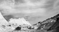 'Unforgiving Land' - Black and White Photography - Landscape - Walker Evans