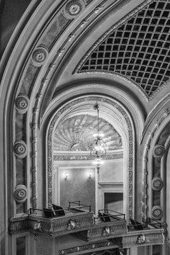 """Tivoli Theatre, Loggia"" - architectural photography - Ezra Stoller"