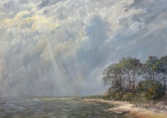 Break in the Clouds, Gulf Coast, Florida