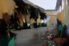 Roses et Palmiers