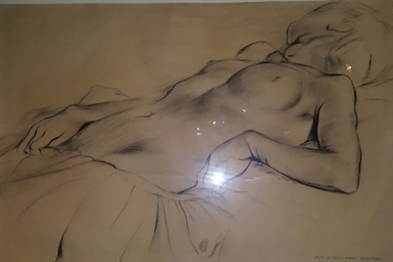 Female Nde Aster Degas