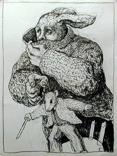 Rabbitman and the Good mouse, 2003