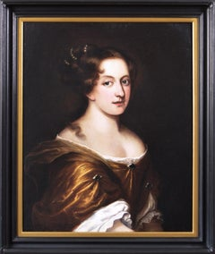 Portrait of a Lady C1690, oil on canvas