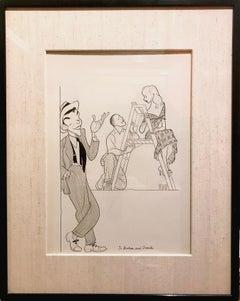 Frank Sinatra, Paul Newman, and Eva Marie Saint