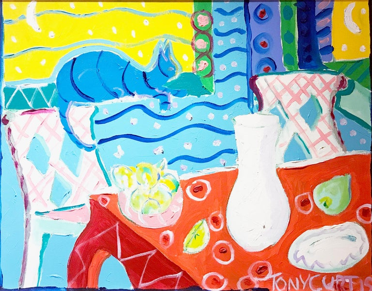 Homage to Matisse 2