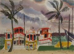 Miami Watercolor