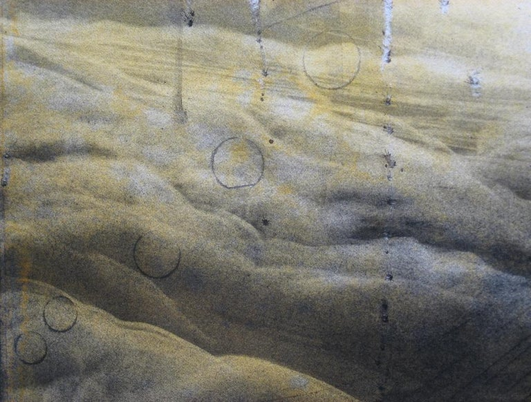 Judith Brandon Stratus Twister 2011 Signed & Dated Lower Right Ink, Charcoal & Pastel on Paper 22 x 30 inches 28 x 36 inches (framed) Judith Brandon's mastery of drawing is evident in every piece she creates, but it is the way in which she uses that