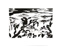 Samuel Latour - Jungle fantasmée n°3 - Original Drawing
