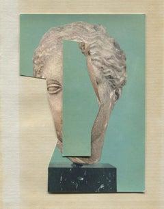 Vesna Vrdoljak - Head - Original Collage
