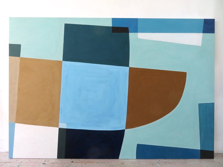 Marie Bathellier - Original Painting - Mixed Media Art by Marie Bathellier