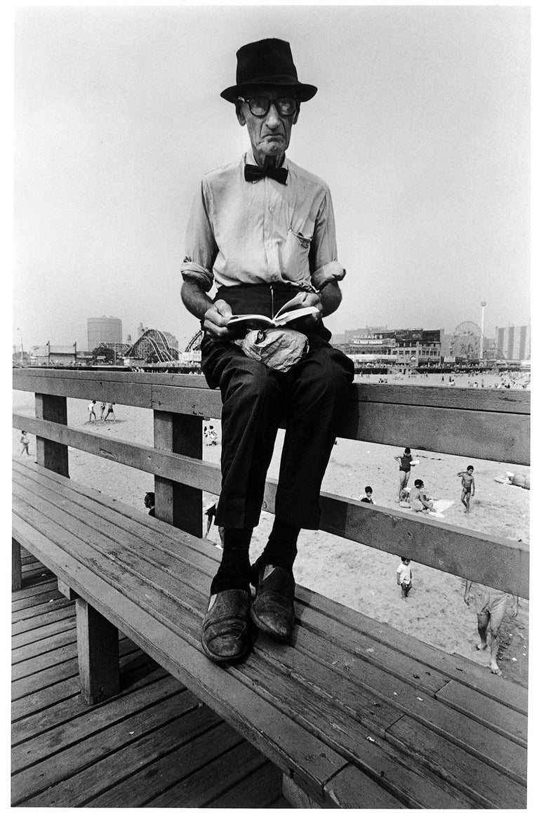 Harvey Stein b. 1941 is an American photographer, teacher, curator, and author based in New York City. His images have been published in the New Yorker, TIME, Life, Esquire, Smithsonian, The New York Times, Reader's Digest, Psychology Today,