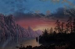 Sunset in California