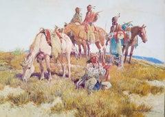 The Watchers, Dakota Indians