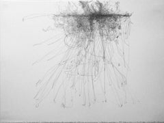 Morgan O'Hara, Movement of the Hands of Anthony Auerbach, Drawing, March 2000