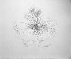 Morgan O'Hara, Movement of the Hands Seiji Shimoda, Drawing, March 2004