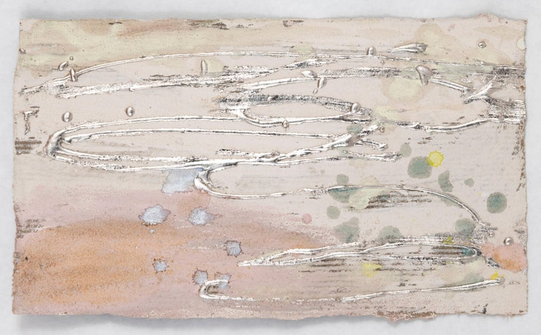 Nancy Lorenz Abstract Drawing - Sea and Sky