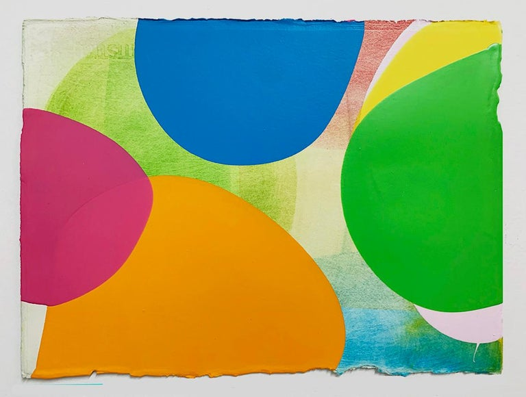 Carolanna Parlato Abstract Drawing - Untitled