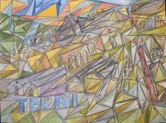 Terni, Italian Futurism