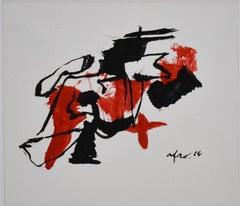 Untitled  Senza titolo - Italian Art, Futurism, Watercolour