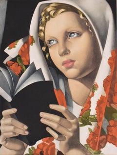 The Polish Girl  La Polonaise