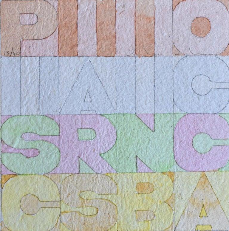 <i>Pisciarsi in bocca</i>, from