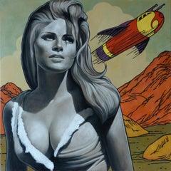 Raquel and the Rocket