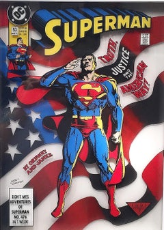 Superman, Volume 2, #53, 1991