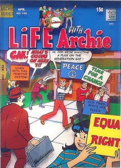 Life with Archie, Volume 1, #178, 1971