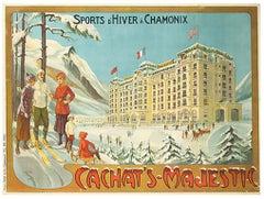 Sports d'Hiver à Chamonix, Cachat's Majestic