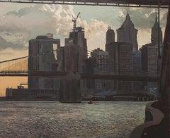 Twilight in the City