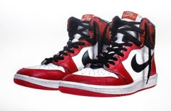 "The Beginning (Air Jordan 1 High ""Chicago"" 1985)"