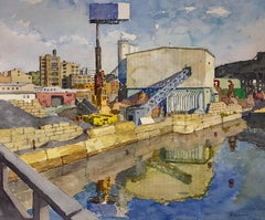 Cement Factory, Gowanus Canal
