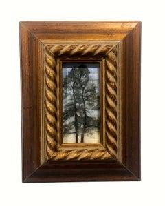 #104, framed