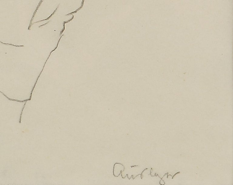 Rudolf Ausleger Drawing