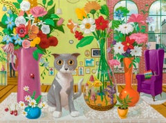 """""""Still Life in the Florists House"""""""