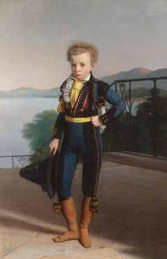 Portrait of Napoléon II
