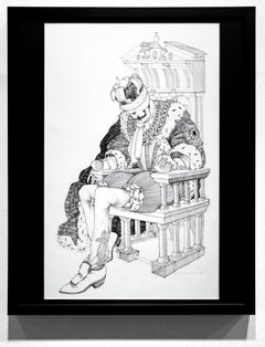 Dead King 3 [18th Century Danish Lord]