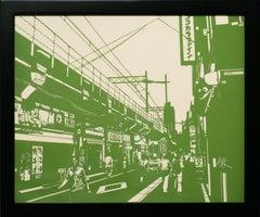 Ueno Under The El