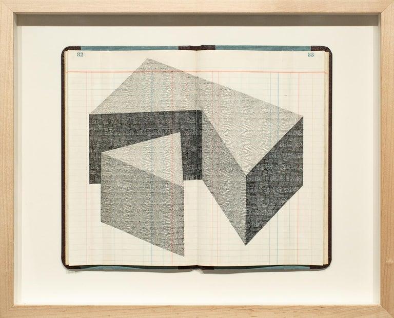 Albert Chamillard Abstract Drawing - Poems About Fucking