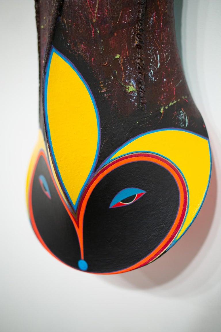 Bokor - Sculpture by Claes Gabriel