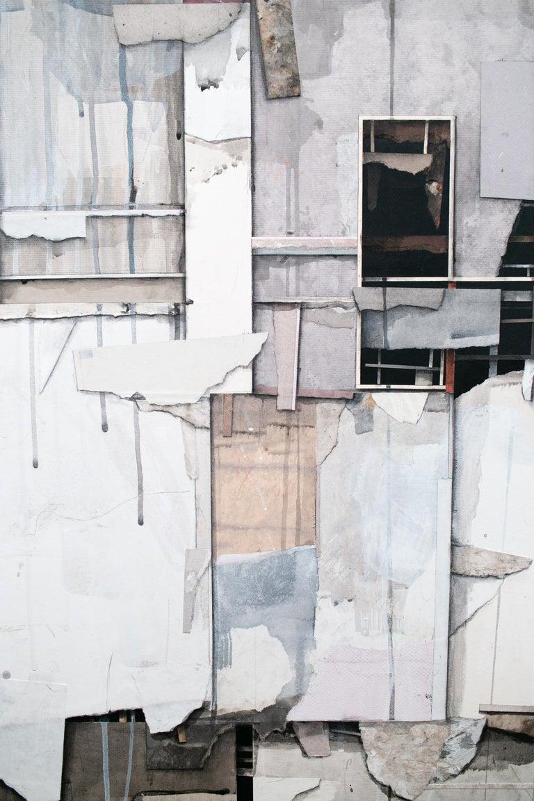 Pile IX - Brown Interior Art by Seth Clark